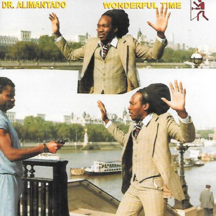 Dr Alimantado  - Wonderful Time (Keyman Records) CD